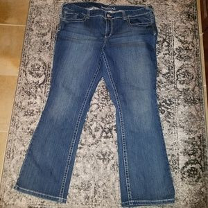 Maurice's Bootcut Jeans Size 22 Reg
